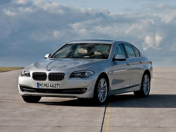 BMW Benchmark For Luxury Cars