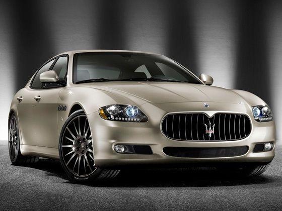 Maserati rolls into India