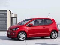 Volkswagen up! revealed in pics
