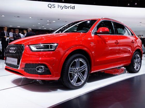 Delhi Auto Expo 2012 Audi