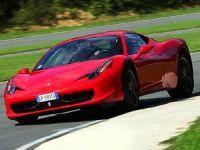 Delhi Auto Expo 2012 Ferrari