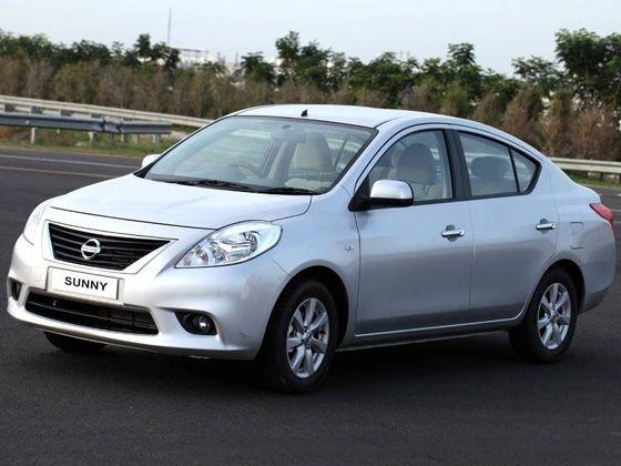Nissan Sunny Diesel launched