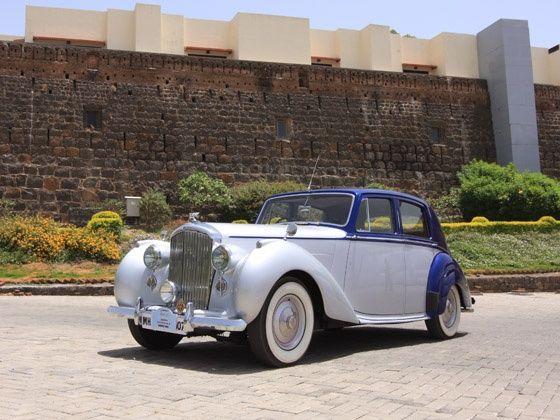 1946 Bentley MK VI