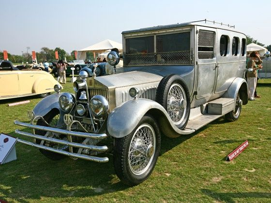 1925 rolls royce phantom. 1925 ROLLS-ROYCE PHANTOM I