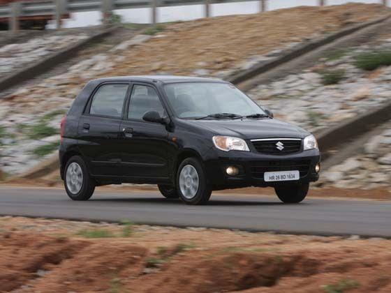 Maruti Suzuki Alto K10 vs Hyundai Eon