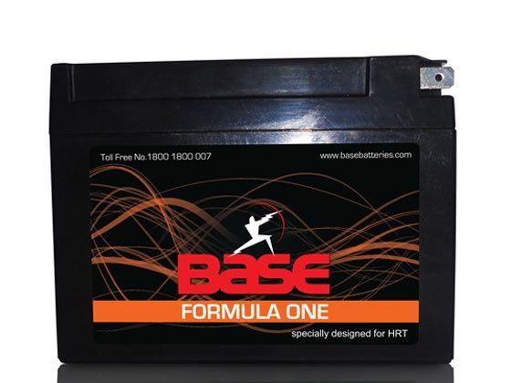 Base Formula One Battery