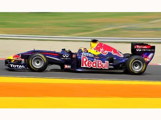 Red Bull Indian GP Circuit 3