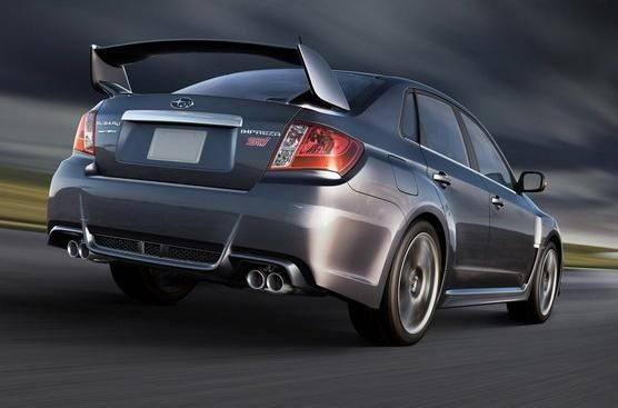 New Subaru WRX STI Impreza storms in!| ZigWheels.