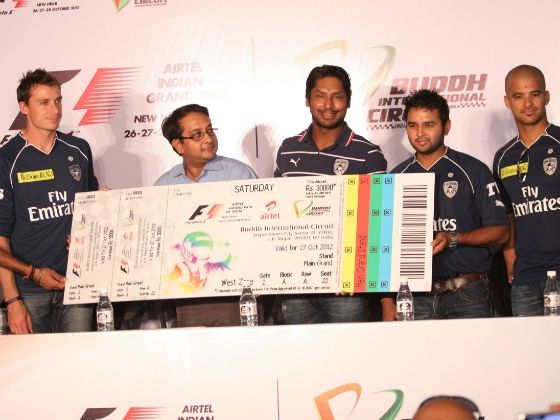 Airtel Grand Prix of India tickets on sale, Prices slashed