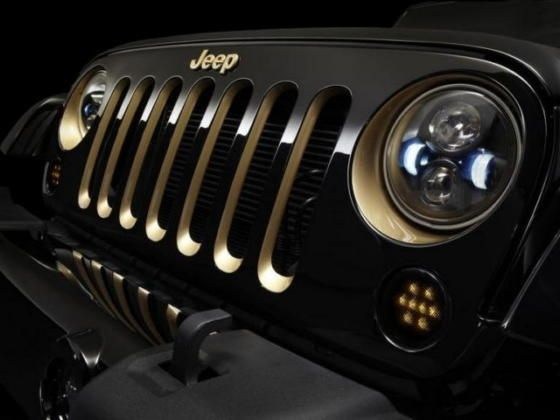 Jeep Wrangler Dragon SE