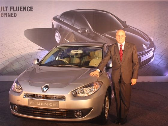 Renault Fluence E4 Diesel Launched
