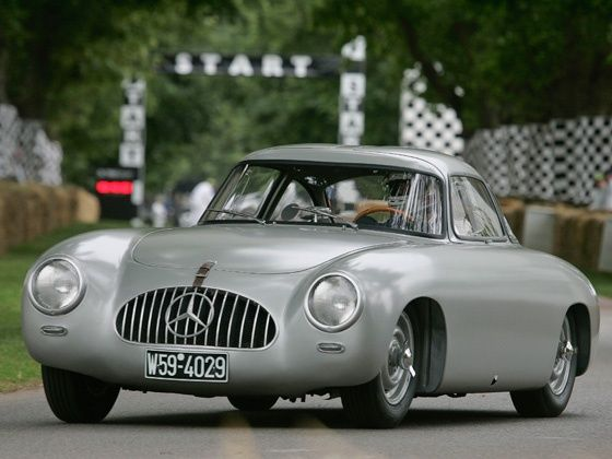 1952 Mercedes-Benz W194 300SL Le Mans winner