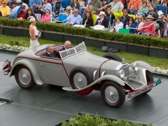 Pictures from Ranchi Torpedo http://www.zigwheels.com/news-features/vintage-classic/mercedes-680s-saoutchik-torpedo-named-best-of-show-at-62nd-pebble-beach/13970/