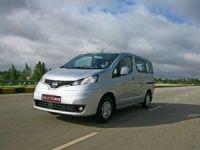 Nissan Evalia 1.5-litre dCi