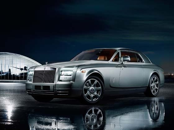 Rolls-Royce Phantom Coupe Aviator Collection photo