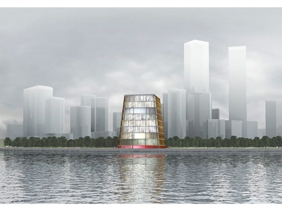 Boris Bernaskoni architecture