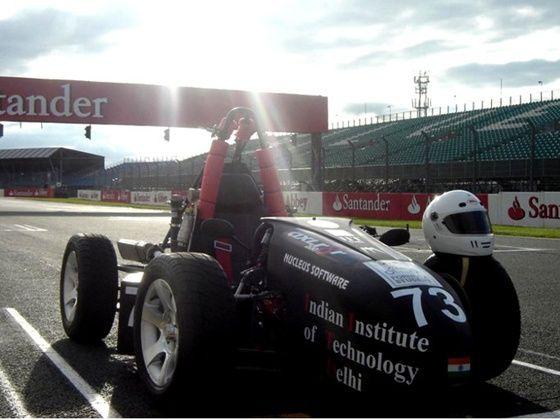 Formula Student 2008 UK
