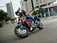 2013 KTM 390 Duke India launch