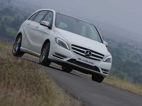 Mercedes-Benz B-Class road test