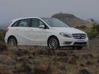 Mercedes-Benz B-Class : Road Test
