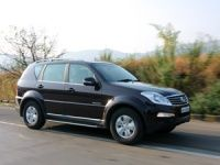 Ssanyong Rexton : Road Test