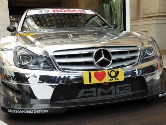 Mercedes-Bens opens 'TRENDZ' store in Bangalore