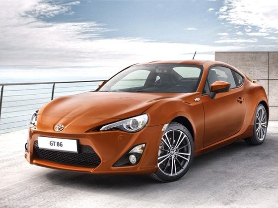 Toyota GT86 chiếc coupe thể thao