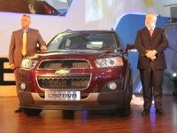 Chevrolet Highlights at the 2012 Delhi Auto Expo