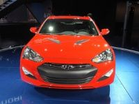 2013 Genesis Coupe revealed at Detroit Motor Show