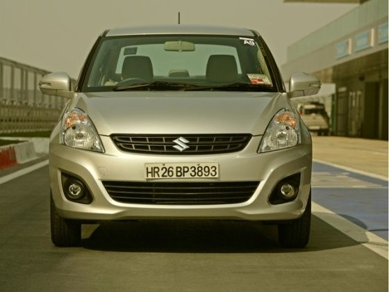 New MSIL Swift DZire