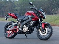Design overview of the 2012 Bajaj Pulsar