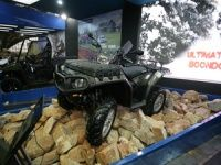 Polaris unveils products at the 2012 Auto Expo