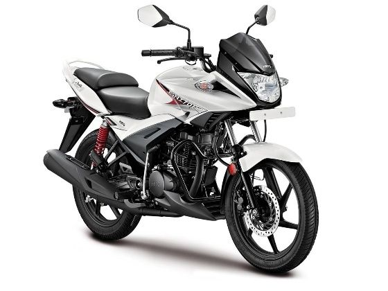 125cc motorcycle sports a Rs 55,590 ex-showroom Delhi price tag
