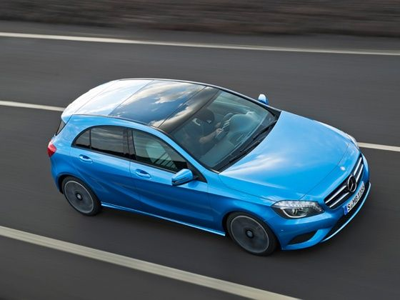 Mercedes-Benz A-Class review