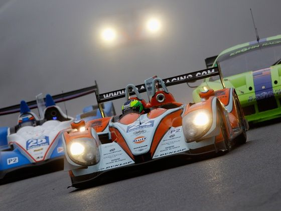 24 Hours of Le Mans 2012 - LMP2 category