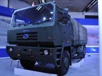 AMW general service and logistics truck for defence forces