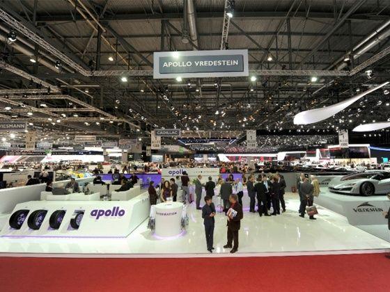 Apollo at the 2012 Geneva Motor Show