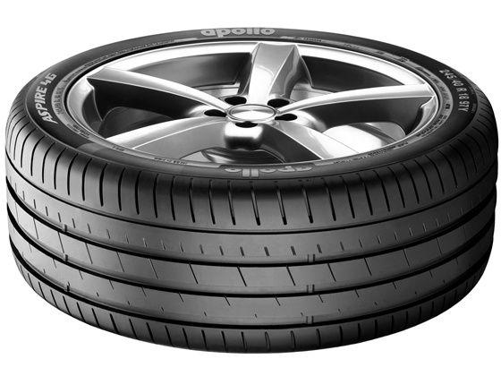 Apollo Aspire 4G tyre