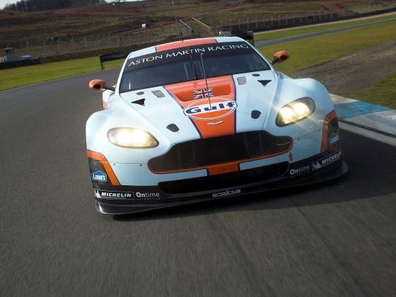 Aston Martin Racing confirms Vantage GTE for Le Mans and FIA