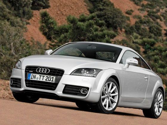 2012 Audi TT India launch