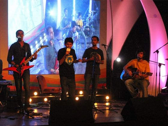 Maruti Suzuki Colors of Youth 2011