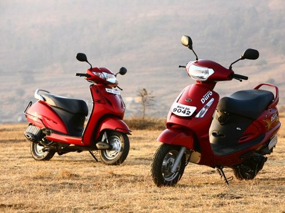 Mahindra Duro DZ vs Honda Activa Review