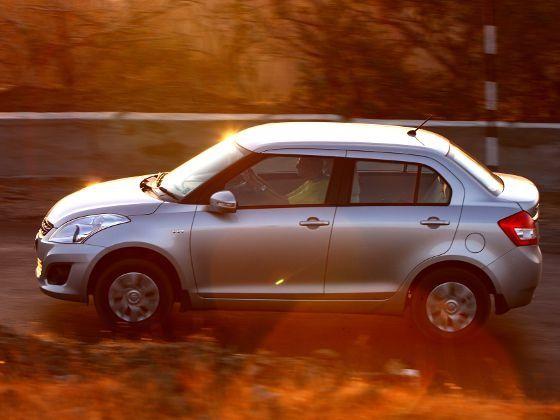 Maruti Suzuki Swift Dzire auto drive