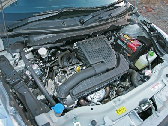 Maruti Suzuki Swift Dzire auto engine