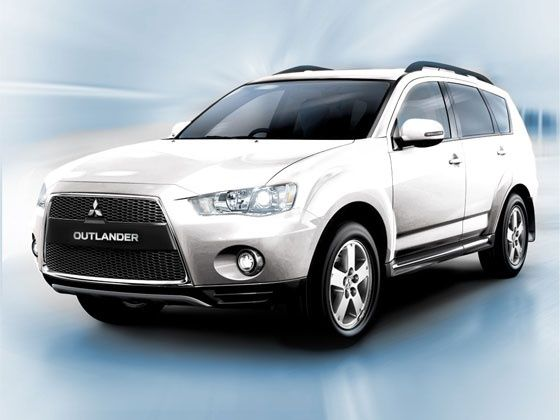 New Mitsubishi Outlander seven seater