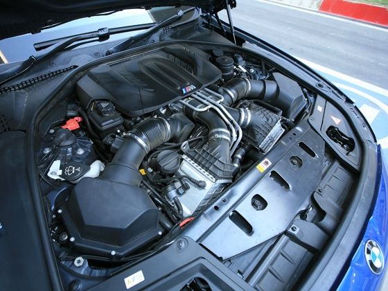 4.4-litre V8 engine