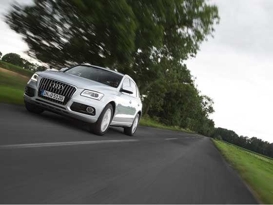 2013 Audi Q5 review