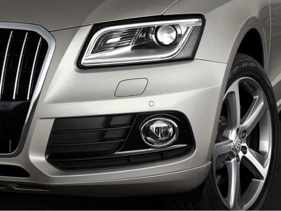 2013 Audi Q5 LED headlamps