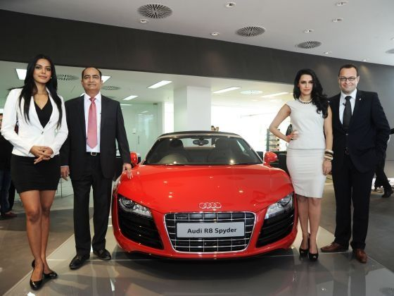 Audi opens largest dealership in Gujarat