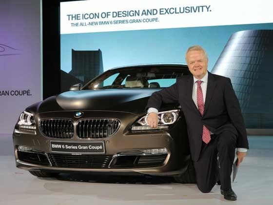 BMW 6 Series Gran Coupe launch